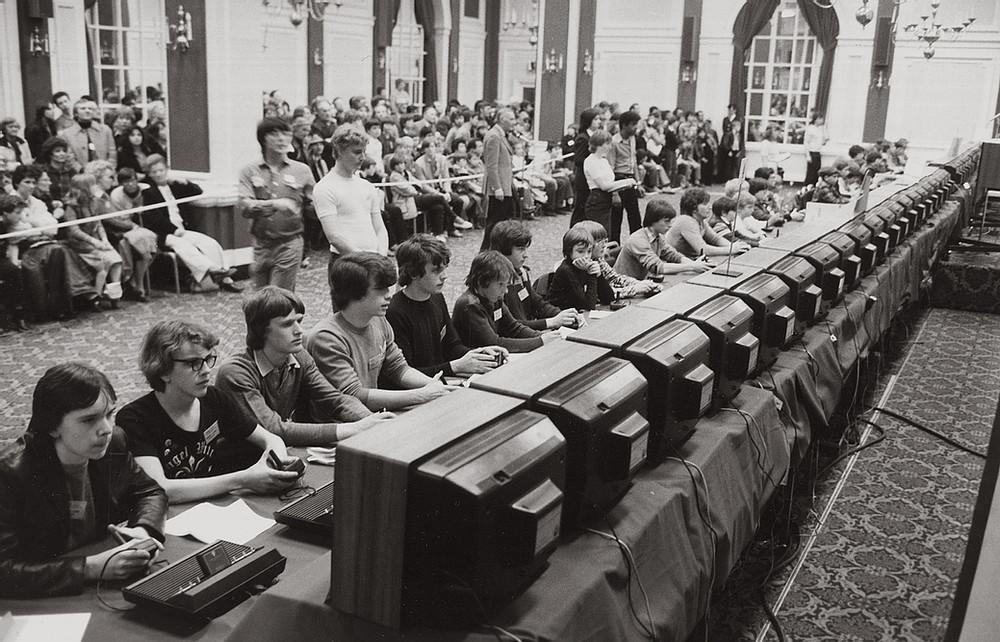 Campeonato de e-Sports em 1972