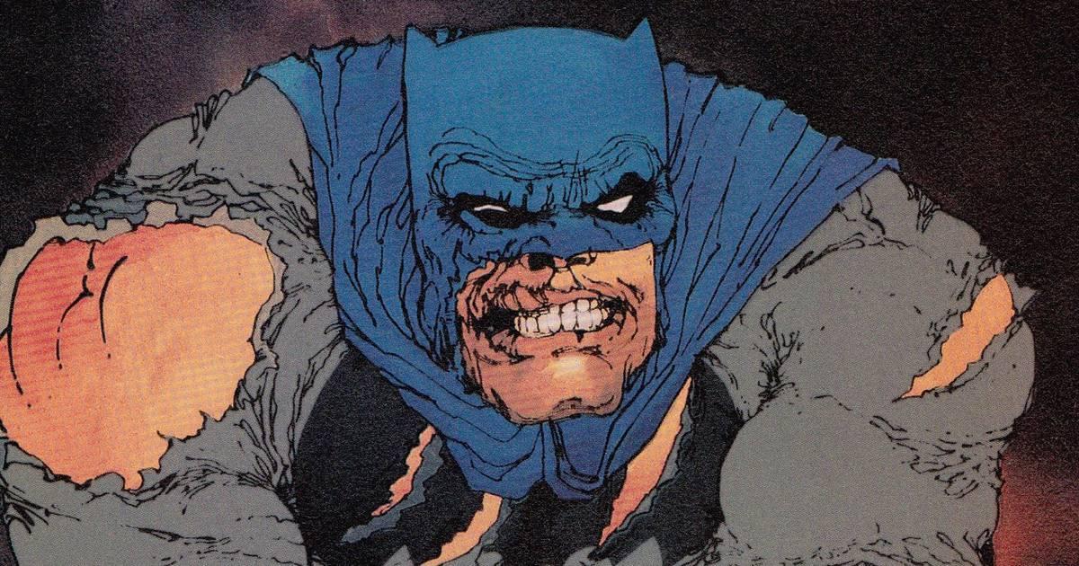 Batman Cavaleiro das Trevas HQ